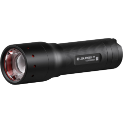 LEDLENSER P7 LED lámpa, 1xC-LED, 4XAAA elemmel 450lm  bliszter