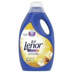 Lenor folyékony mosószer 45 mosás 2,475 l Color Gold Orchid