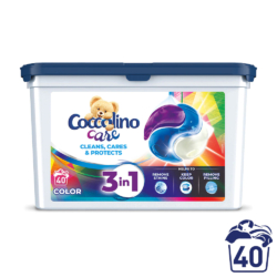 Coccolino folyékony kapszula 40 mosás 40 db Color