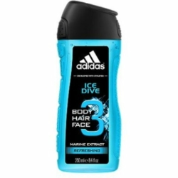 Adidas  férfi tusfürdő ice dive refreshing 250 ml