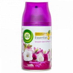 Air Wick Freshmatic Légfrissítő Utántöltő Smooth Satin & Moon Lily 250 ml