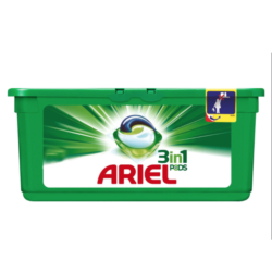 Ariel folyékony kapszula 15 mosás 15 db All in 1 Original
