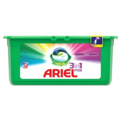 Ariel folyékony kapszula 28 mosás 28 db 3in1/All in 1 Color