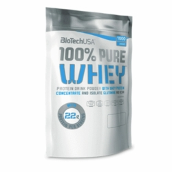 BioTech USA Pure Whey protein, eper – 1000g