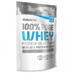 BioTech USA 100% Pure Whey protein sós karamell – 454g