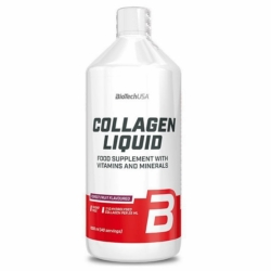BioTech USA Collagen Liquid erdei gyümölcs – 1000ml