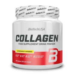 BioTech USA Collagen limonádé – 300g