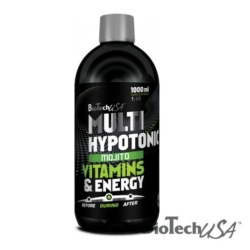 BioTech USA Multi Hypotonic Drink citrom ital – 1000 ml
