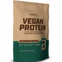 BioTech USA Vegan Protein banán – 500g
