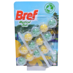 Bref Power Active Mystical Bali WC Illatosító 3db