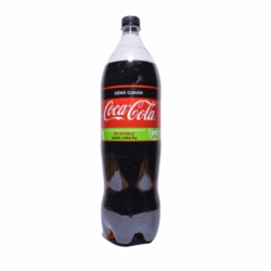 Coca-Cola Zero colaízű energiamentes szénsavas üdítőital, édesítőszerekkel 1,75 l