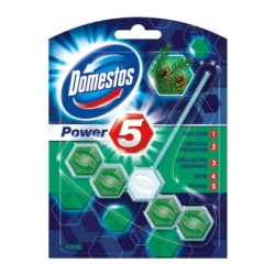Domestos wc illatosító 55 g Power 5 Pine