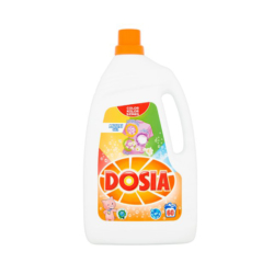 Dosia folyékony mosószer 54 mosás 3,564 l White
