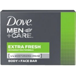 Dove Men +Care Extra Fresh szappan 90 g