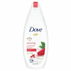 Dove tusfürdő 500 ml Pomegranate & Verbena scent