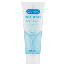 Durex síkosító 100 ml Naturals