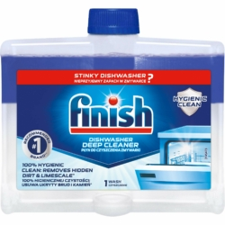 Finish mosogatógép tisztító 250 ml Regular