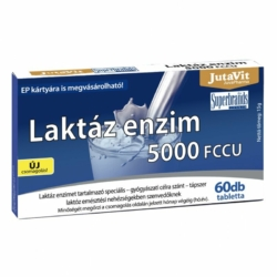 Jutavit laktáz enzim tabletta – 60db