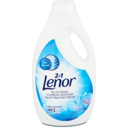 Lenor folyékony mosószer 40 mosás 2,2 l Spring Awakening