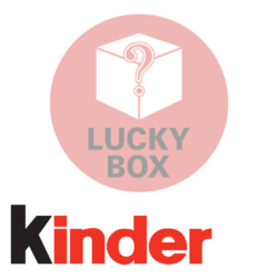 Lucky Box 10db Kinder