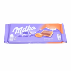 Milka Caramel Cream 100 g