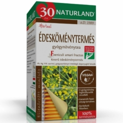Naturland Édesköménytermés tea – 25 filter