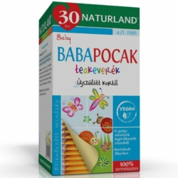 Naturland Babapocak teakeverék – 20 filter