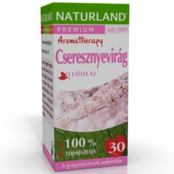Naturland Cseresznyevirág illóolaj – 10ml
