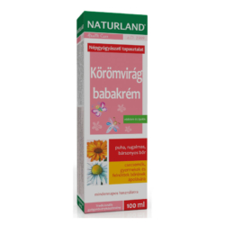 Naturland Körömvirág babakrém – 100 g