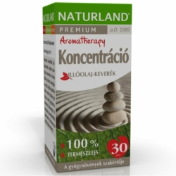Naturland Koncentráció illóolaj – 10ml