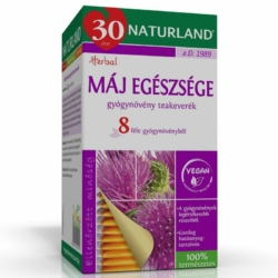 Naturland Máj egészsége tea – 25 filter