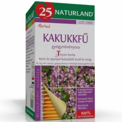 Naturland kakukkfű tea – 25 filter