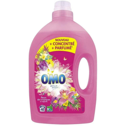 Omo folyékony mosószer 40 mosás 2 l Rose & White Lily