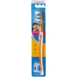 Oral-B fogkefe 1.2.3 Classic