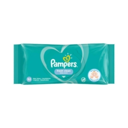 Pampers baba törlőkendő 52 db Fresh Clean