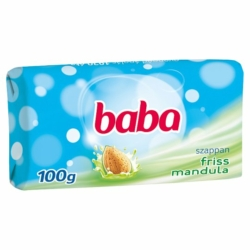 Baba Szappan Fiss Mandula 100 g