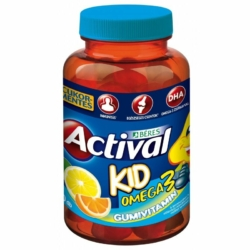 Béres Actival Kid Omega gumivitamin 30db