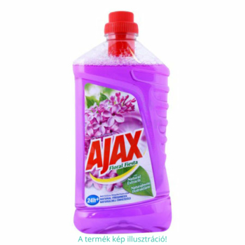 Ajax floral fiesta  felmosó általános tisztítószer Lilac Breeze 1 L