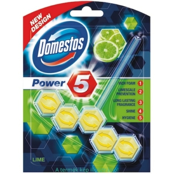 Domestos wc illatosító 55 g Power 5 Lime