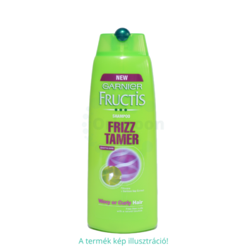 Garnier Fructis Frizz Tamer sampon 250 ml