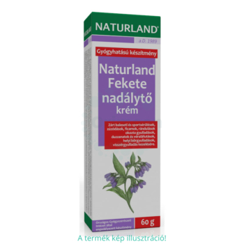 Naturland Feketenadálytő krém – 60 g
